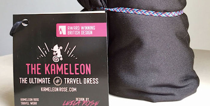 The Only Travel Dress You'll Ever Need