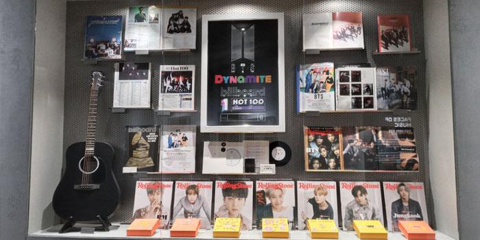 BTS press
