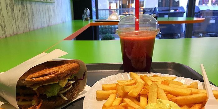 vegan cheeseburger menu green point zagreb croatia
