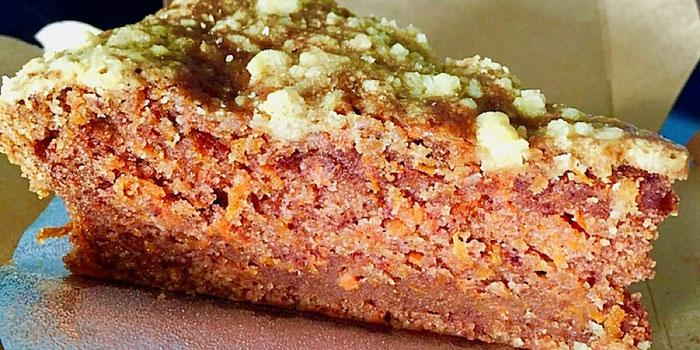 carrot cake goodsouls kitchen chiang mai thailand