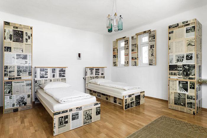 Zimmer 8 Der Pate Gabarage Upcycling Design Online Shop