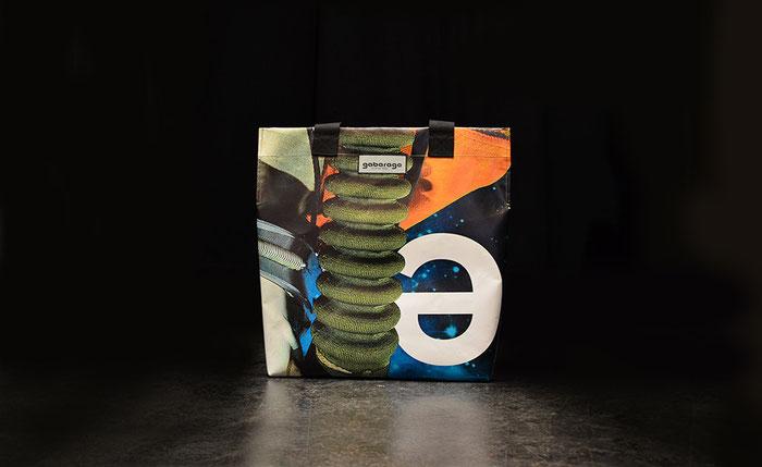 Tasche aus Werbeplane