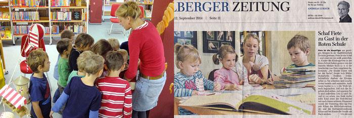 FOTO - Bibliothek Auerbach | Stollberger ZEITUNG - Oelsnitz