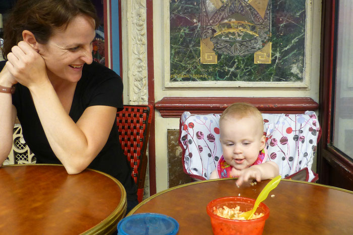 Paris, France - Travel With a Baby and Toddler