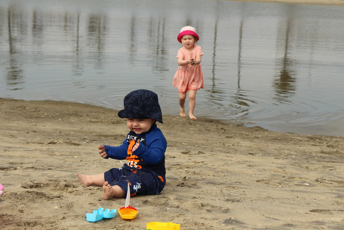 Mission Bay San Diego, California - Travel With a Baby and Toddler
