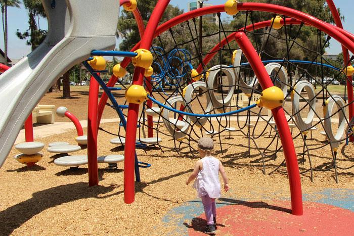 San Diego Playground