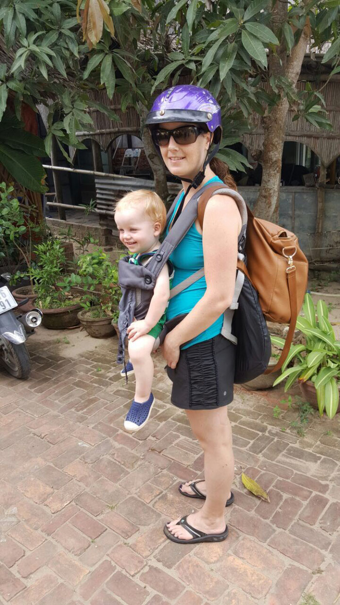 Travel With a Baby and Toddler