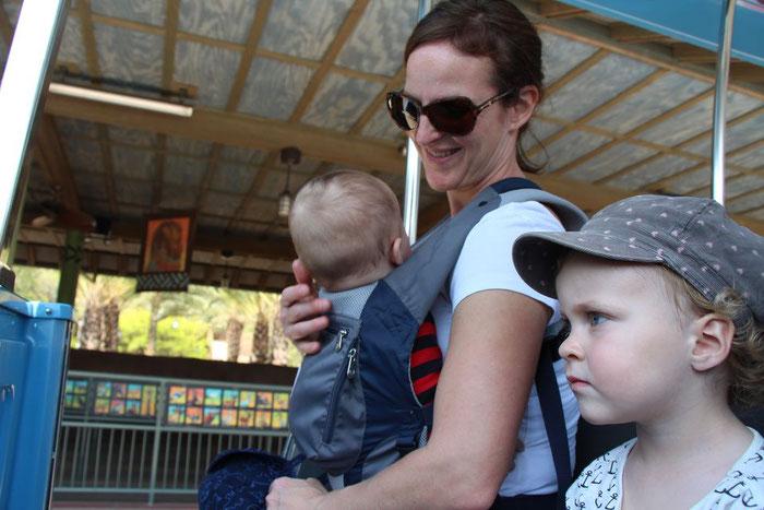 San Diego Zoo Safari Park - Travel San Diego With a Baby