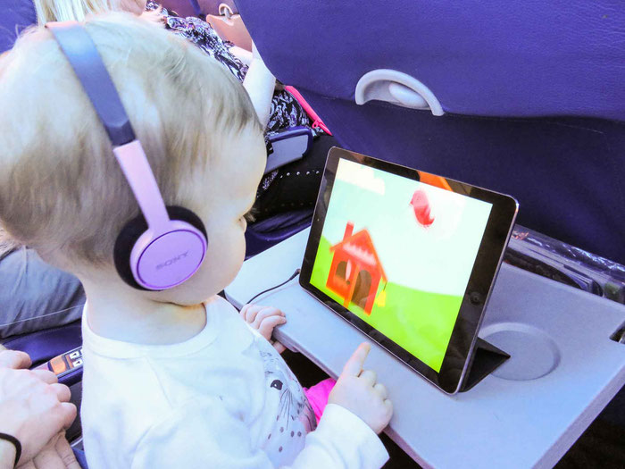 Travel With a Baby and Toddler - Forest Flyer iOS app