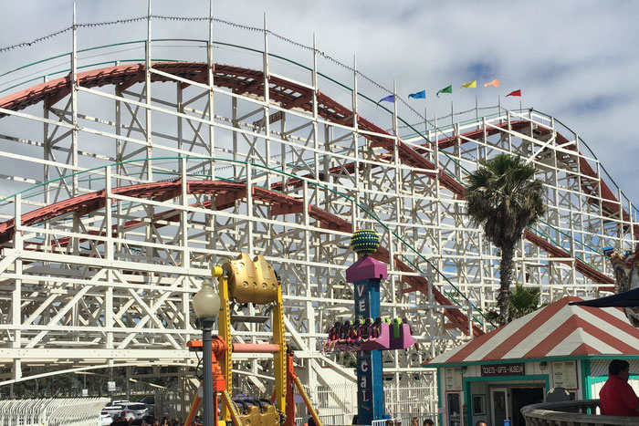 Belmont Park - San Diego With a Baby