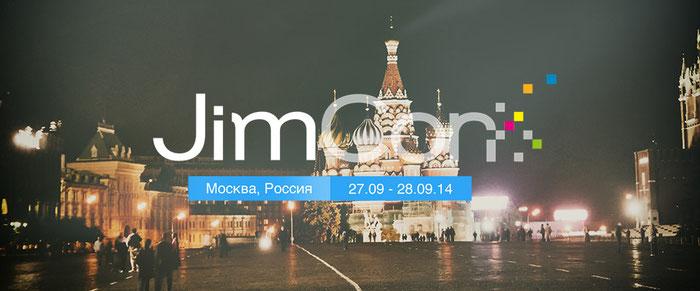 JimCon 2014: конференция пользователей Jimdo в России