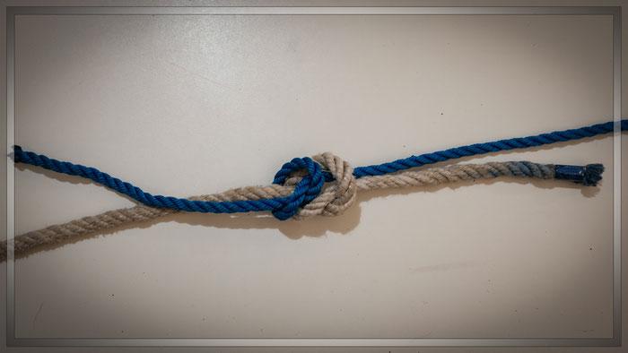 Spierenstich/ Fischer-Knoten
