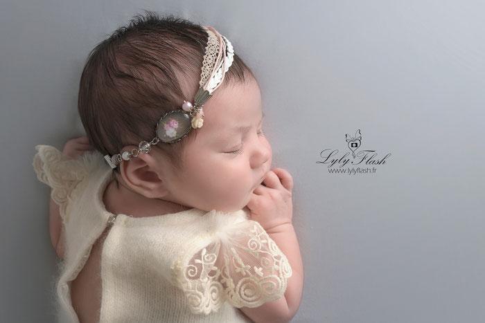 les cheveux de bébé
