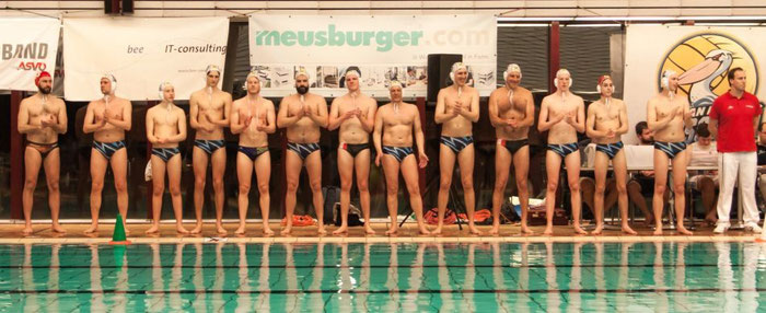 Herrenmannschaft 2016  -  Schweizer Meisterschaft 1.Liga Ost