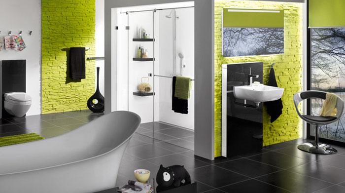 Duschkabine - Duschnische