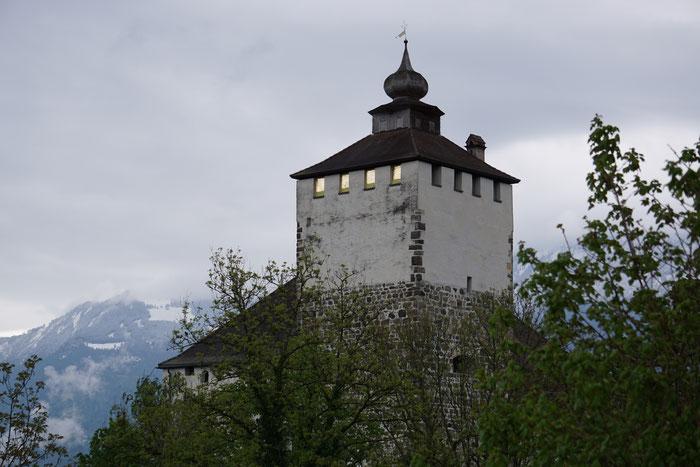Turm von Schloss Werdenberg@Bernd Aury