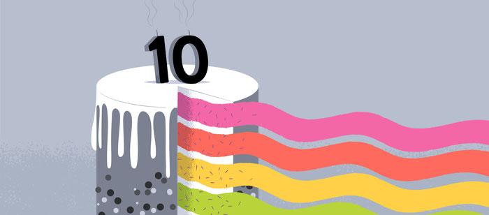 10 anni di Jimdo