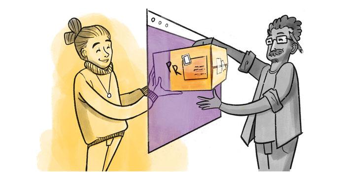 Come creare un press kit o cartella stampa digitale sul tuo sito web