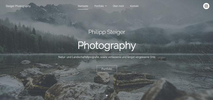 sito fotografico Philipp Steiger Dolphin