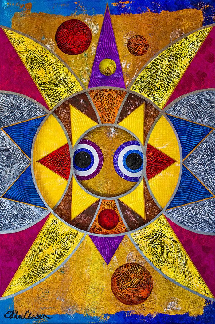 Edda Clasen Contemporary Art Mexico, Germany, art online