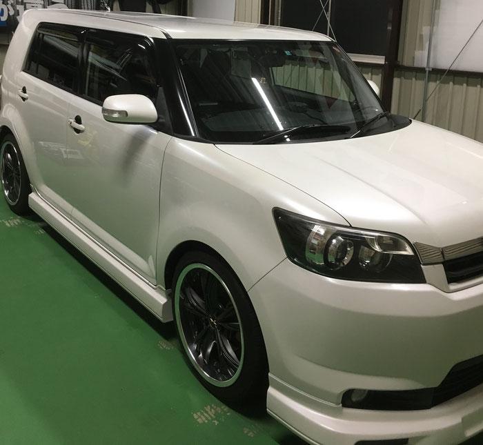 キャンピングカー・ハイエース・キャラバンの洗車やボディーコーティングは、トランポ関東へ