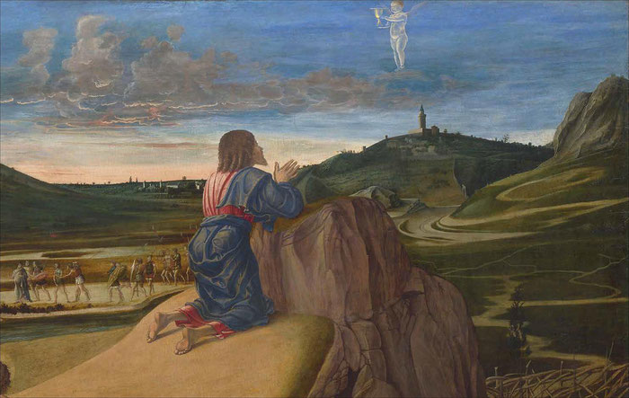 Giovanni Bellini, (Ausschnitt) 1458-1460
