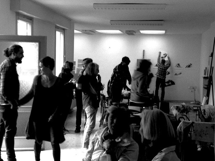 Die Freie Akademie Rhein/Ruhr in Krefeld ist eine Ausbildungsstätte für bildende Kunst in privater Trägerschaft.Intensive und berufsbegeleitende Werkausbildung Freie Malerei & Grafik