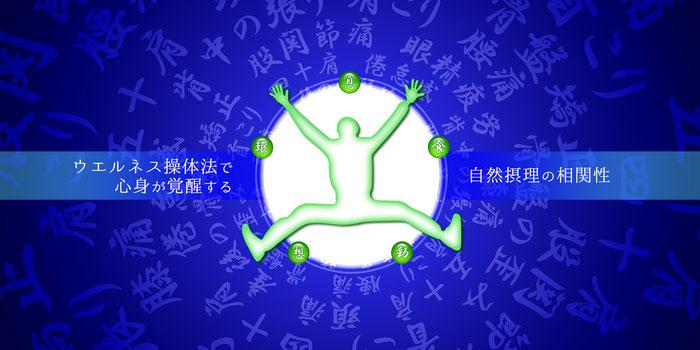 ウエルネス操体法 理念 論理 息食動想環