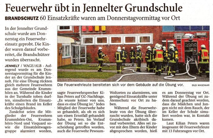 Ostfriesenzeitung 11.01.2019