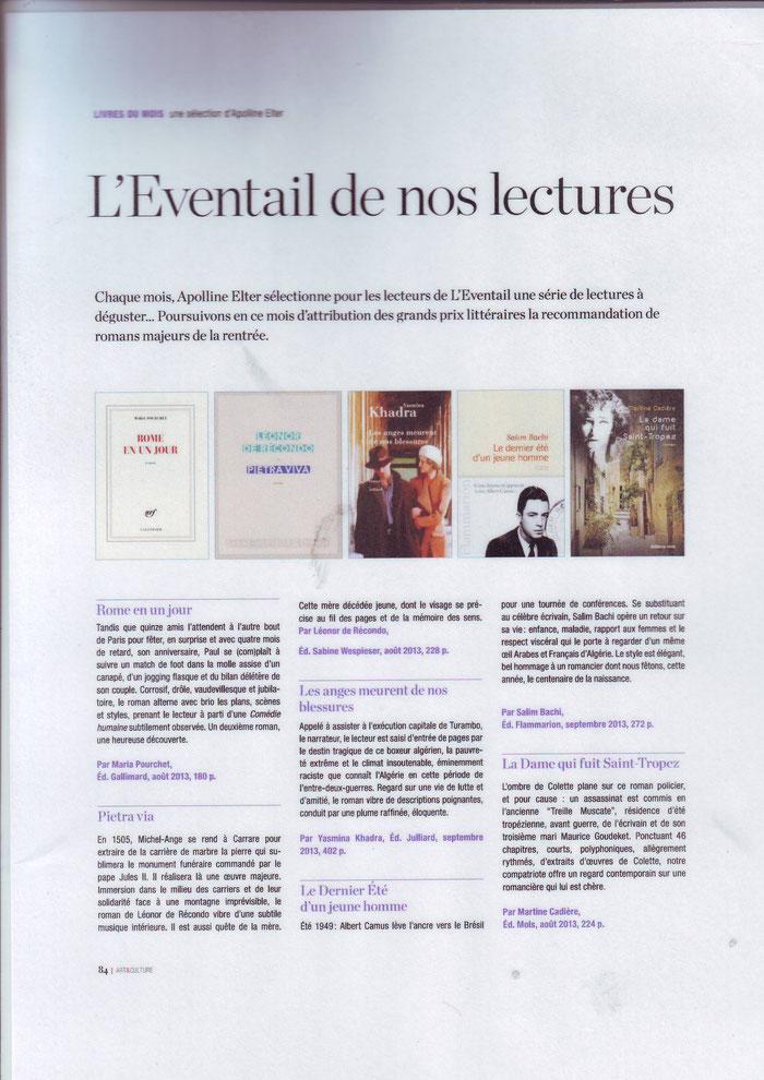 """""""l'auteur nous emmène sur les traces de Colette avec fantaisie et habilité..."""" - (le journal de Wolvendael)"""