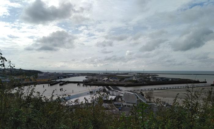 Hafen und Nausicàa