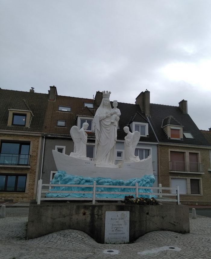 Notre Dame de Boulogne in Le Portel