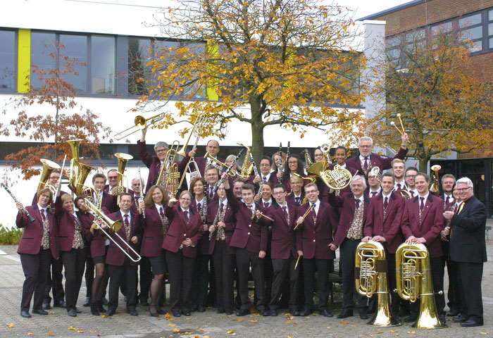 Stadtorchester Korschenbroich - Klicken sie auf das Bild, um auf die Webseite des Stadtorchesters zu gelangen.