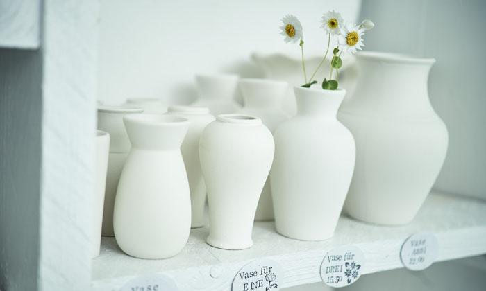 Große Auswahl an Keramik-Rohlingen