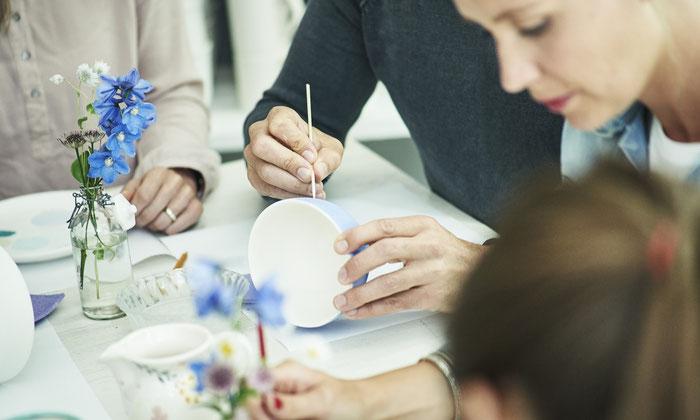 Porzellanfräulein - Aktuelles aus dem Keramik-Mal-Laden