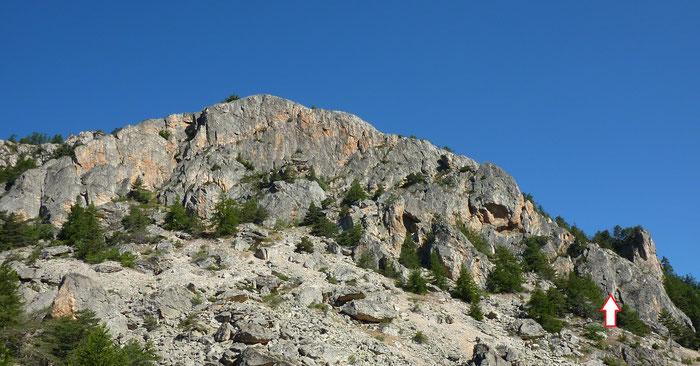 Didier Nicard - guide hautes alpes - escalade - terrain d'aventure