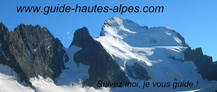 guide de haute montagne-alpinisme-barre des écrins