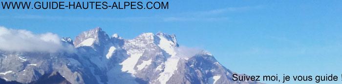 guide de haute montagne-la meije