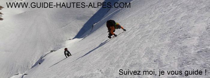 guide de haute montagne-alpinismes-haute maurienne-grande ciamarella