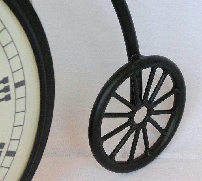 クラシック自転車 壁掛け時計