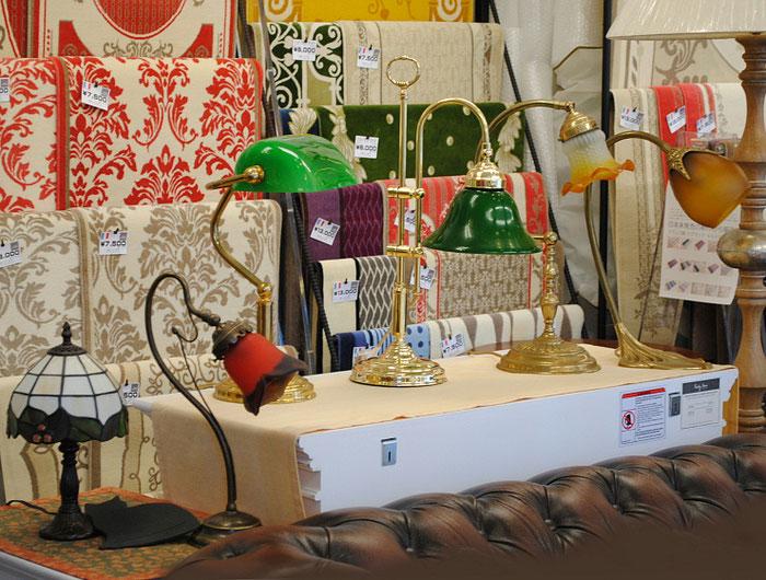 インテリアランプ テーブルランプ ランプ フランス製 イタリア製 真鍮 ブラス アンティーク ステンドグラス tief ティエフ スティラーズ Stilars