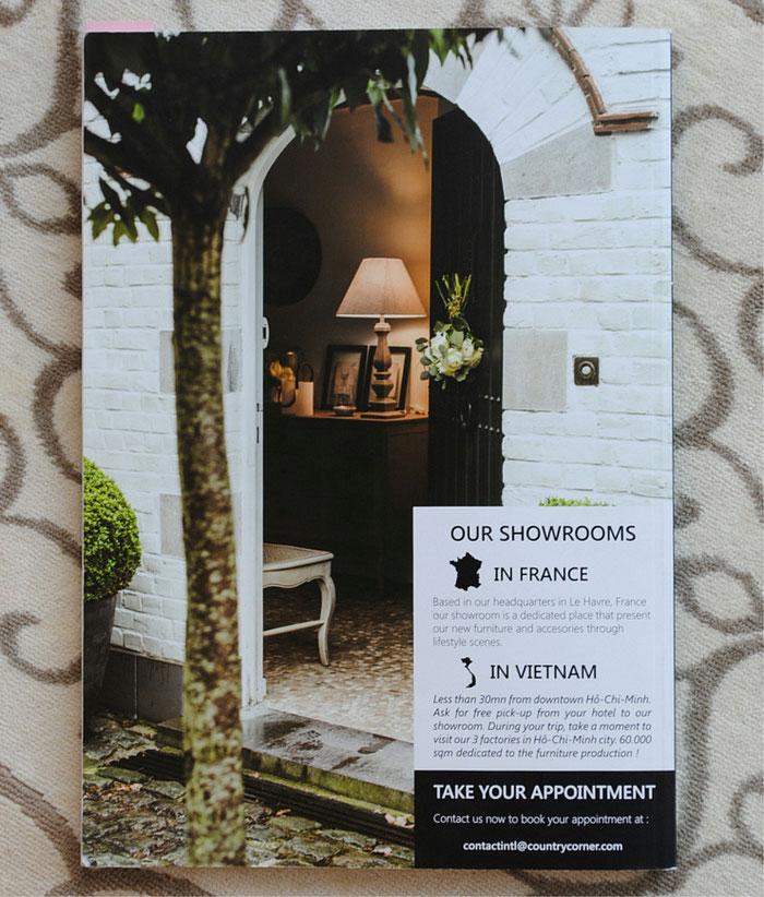フランス家具 白家具 輸入家具 カタログ カントリーコナー CountryConer