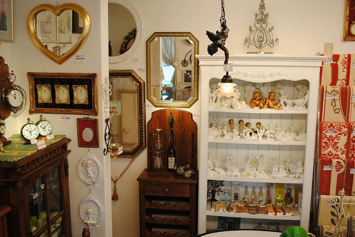 白家具 ブックケース フランス家具 本棚 プロヴァンス家具