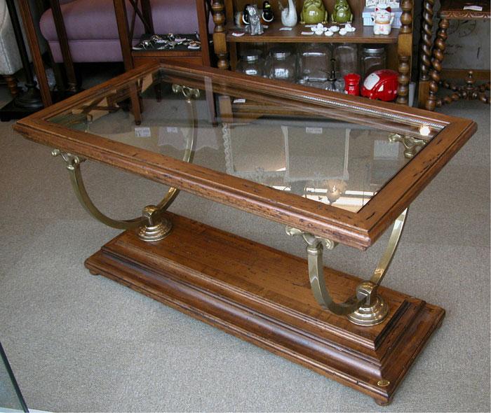 センターテーブル CAPANNI (カパニー) イタリア製
