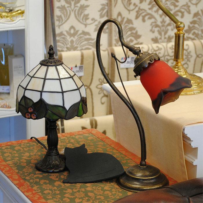 テーブルランプ ランプ インテリアランプ フランス製 ティエフ tief インテリア雑貨 雑貨 ステンドグラス