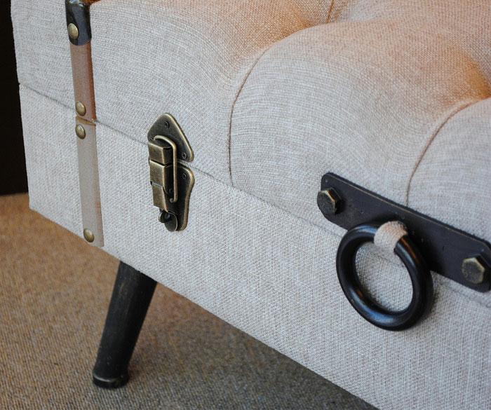 トランクベンチ ベンチ 椅子 収納 トランク