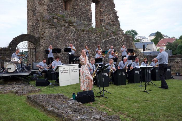 Concert Swing'in Castle - Summer Edition 23.07.2021 Useldange Castle (L)