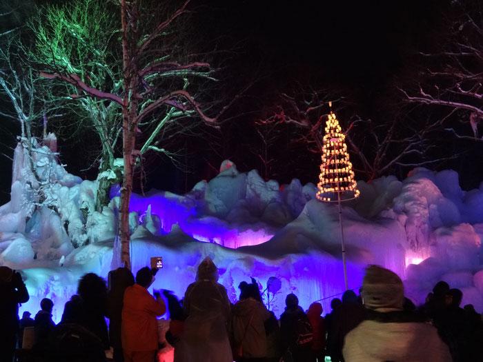 第42回氷点下の森 氷祭り