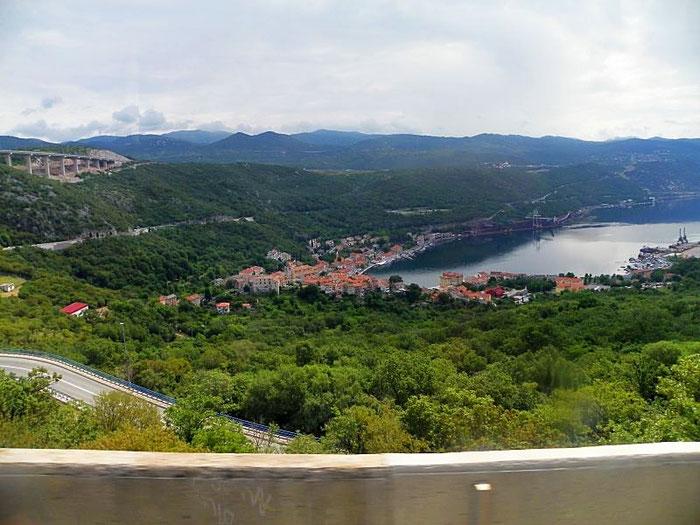 Rijeka Stadtautobahn