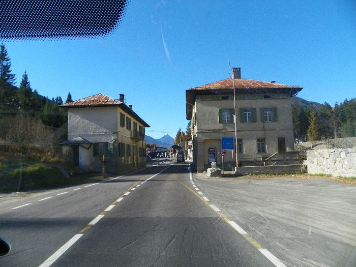 Grenze Italien